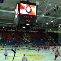Photo taken at SWISS Arena by Tristan on 5/1/2012