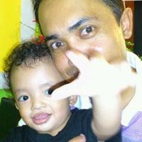 Photo taken at Pecel Lele Lela by Ali Arief M. on 4/30/2012