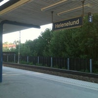 Photo taken at Helenelund (J) by Lena D. on 7/12/2011