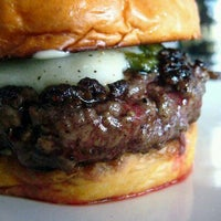 Photo taken at Umami Burger by Paul M. on 10/17/2011