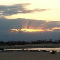 Photo taken at St. George Island, FL. by Dan F. on 4/9/2011