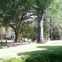 Photo taken at Willowbranch Rose Garden Park by Tony on 11/13/2011