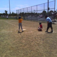 Photo taken at Southeast Field by Mark S. on 7/23/2011
