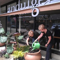 Photo taken at Indulge Salon by Al F. on 5/28/2012