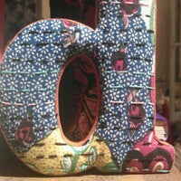 Photo taken at Anthropologie by Oylum A. on 12/3/2011