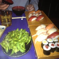 Photo taken at Nami Sushi Restaurant by Anja T. on 3/21/2012