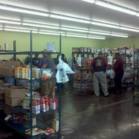 Photo taken at Regional Food Bank of Oklahoma by Anthony M. on 7/31/2012