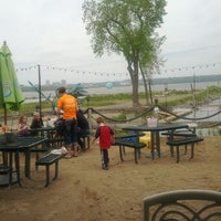 Photo taken at Burger Barge by Christopher H. on 4/15/2012
