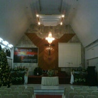 Photo taken at GPdI Nazareth Pattynama by Bobby H. on 12/28/2011