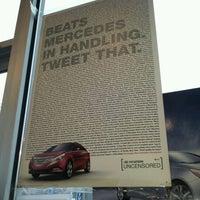 Photo taken at Hudson Hyundai by Danays R. on 1/21/2012