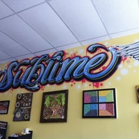 Photo taken at Sublime Doughnuts by Frank N. on 7/24/2011