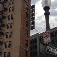 Photo taken at Milner Hotel by Kris B. on 3/2/2012