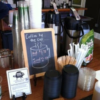 Photo taken at Bent Tree Coffee Roasters by Aaron R. on 10/17/2011