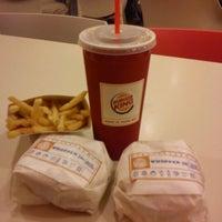 Photo taken at Burger King by Jeremiah G. on 10/27/2011
