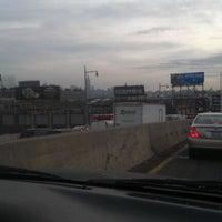 Photo taken at Jersey City, NJ by Vaughneva W. on 11/15/2011