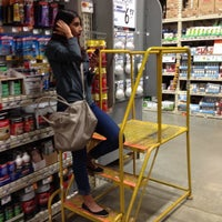 Photo taken at The Home Depot by Danny N. on 4/14/2012