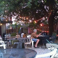 Photo taken at Bacchanal Wine by Larry L. on 8/28/2012
