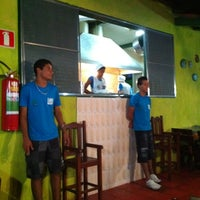 Photo taken at Restaurante Tropical - Lagoinha by Luiz A. on 2/23/2012