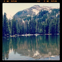Photo taken at Rocky Mountain National Park by Mary on 5/15/2012