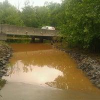 Photo taken at Muddy Creek Greenway by Ken C. on 5/15/2012