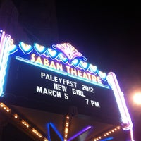 Photo taken at Saban Theater by Jacob P. on 3/6/2012
