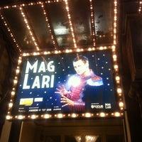 Photo taken at Teatre Tívoli by Sandrastica on 2/23/2012