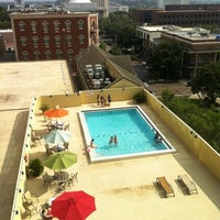 Photo taken at DoubleTree by Hilton Hotel Tallahassee by Daryl on 8/1/2012