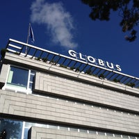 Photo taken at GLOBUS by Chewy on 8/7/2012