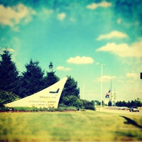Photo taken at Gerald R. Ford International Airport (GRR) by Ryan M. on 6/20/2012