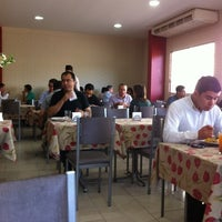 Photo taken at Nutri Vida Restaurante by Maria Beatriz C. on 8/22/2012