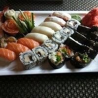 Photo taken at Izumi Sushi by Таня L. on 8/5/2012