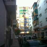 Photo taken at Calle Gaucín by Bilal M. on 6/10/2012