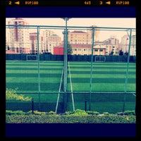 Photo taken at Biral Spor Tesisleri by Önder O. on 9/3/2012