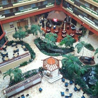 Photo taken at Embassy Suites by Marcela R. on 6/7/2012