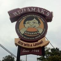 Photo taken at Redamak's Tavern by Smooremin on 8/26/2012