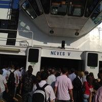 Photo taken at Catamarã Social Neves V by Bruno L. on 3/23/2012