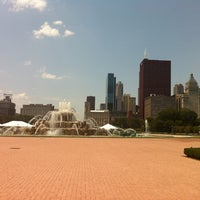Photo taken at Grant Park by Lissa B. on 7/4/2012