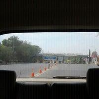 Photo taken at Gerbang Tol Padalarang by Henindya A. on 8/26/2012