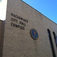 Photo taken at Hackensack Police Dept by PapiCaine M. on 8/18/2012