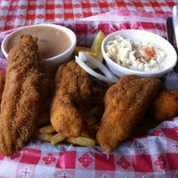 Photo taken at Uncle Bud's Catfish Shack by The Mrs! S. on 7/15/2012