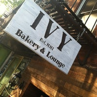 Photo taken at Ivy Bakery by Marie C. on 4/21/2012