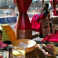 Photo taken at Restaurant Cirkus by Jiri S. on 3/3/2012