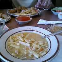 Photo taken at Denny's by Jeanelle on 4/17/2012
