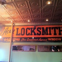 Photo taken at Locksmith Bar by Omar M. on 8/7/2011