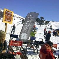 Photo taken at Caviahue Ski Center by Patricio Z. on 8/30/2011