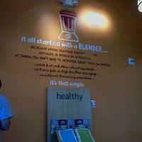 Photo taken at Jamba Juice by Rachel H. on 11/12/2011