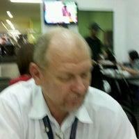 Photo taken at Augosto Restaurante by Esdras O. on 1/27/2012