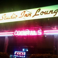 Photo taken at Studio Inn Lounge by Joshua D. on 4/14/2011