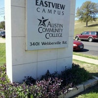 Photo taken at Austin Community College - Eastview by thikknthethighs on 10/18/2011