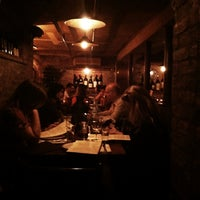 Photo taken at Convivium Osteria by Gilbert E. on 6/24/2012